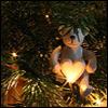 Аватар Новогодняя елочка с игрушкой)