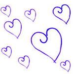 Аватар сердечки, фоны (© Леона), добавлено: 08.06.2008 14:51