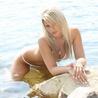 Аватар Лето, полуголая девушка лежит на камных у океана (© Рифеста), добавлено: 09.07.2008 20:57
