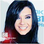 Аватар Билл Каулитц улыбается (Tokio Hotel) (© Mirrorgirl), добавлено: 17.06.2008 17:43