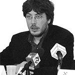 Аватар Артемий Лебедев дает интервью (© Леона), добавлено: 22.06.2008 10:33