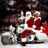 Аватар Дед мороз и снегурочка хД) (© Mirrorgirl), добавлено: 19.12.2008 23:45
