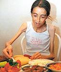 Аватар Худая голодная девушка