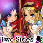 Аватар Alice: Madness Returns / Алиса: безумие возвращается и Алиса в Стране Чудес / Alice in Wonderland (Two Siders / Две стороны) (© Mirrorgirl), добавлено: 21.07.2008 13:35
