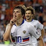 Аватар футбол Чемпионат Европы Аршавин №10