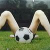Аватар Девушка с мячом между ног Россия вперед!:)