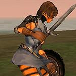 Аватар lineage 2, л2, l2, ла2 гладиатор с мечом и щитом (© Леона), добавлено: 27.06.2008 11:30