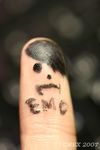 Аватар Эмо палец