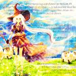 Аватар маленькая волшебница (© Ksana aka Amu), добавлено: 10.10.2008 21:25