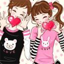 Аватар Мальчик с девочкой с сердечками (© Mirrorgirl), добавлено: 02.11.2008 10:42