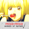 Аватар Аниме, Death Note, Аманэ Миса (misa-misa womder of nature) (© Mirrorgirl), добавлено: 08.02.2009 00:44
