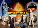 Аватар Футурама и пятый елемент