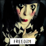 Аватар свобода (© Mirrorgirl), добавлено: 06.04.2009 13:17