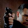Аватар мужчина с пистолетом (© Feleona), добавлено: 09.04.2009 09:24