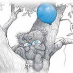 Аватар Мишки и синий шарик (© Radieschen), добавлено: 08.04.2009 17:03