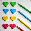 Аватар Позитивные сердечки и цветные карандаши (© Mirrorgirl), добавлено: 23.04.2009 14:09