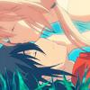 Аватар Аниме, поцелуй, любовь