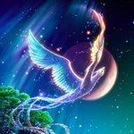 Аватар Мистическая птица