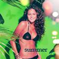 Аватар лето,summer,загорелая девушка