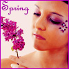 Аватар Весна, девушка с веточкой (© Mirrorgirl), добавлено: 09.05.2009 21:40