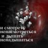 Аватар И смотреть ненасмотреться и дышать ненадышаться (© Mirrorgirl), добавлено: 20.05.2009 17:15