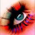 Аватар Голубой глаз девушка с огромными ресницами и цветными тенями (© Mirrorgirl), добавлено: 22.05.2009 12:08