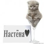Аватар Настена (© Ksenya), добавлено: 30.05.2009 15:05