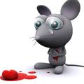 Аватар Мышонок с разбитым сердцем