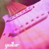 Аватар Розовая гитара