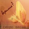 Аватар Веришь? скоро весна (© Mirrorgirl), добавлено: 05.06.2009 16:35