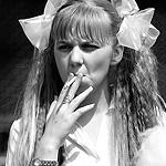 Аватар Выпускница с сигаретой!!! (© Magbet), добавлено: 06.06.2009 18:26