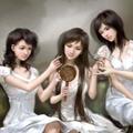 Аватар Три  девицы (© Radieschen), добавлено: 06.06.2009 19:54