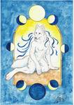 Аватар Белый волк (волчица?) (© Anatol), добавлено: 16.06.2009 17:20