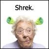 Аватар Шрек (Бабушка с зелеными ушками) (© Kim), добавлено: 27.06.2009 22:14