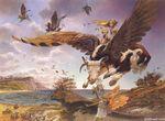 Аватар Ангелочки и летающие домашние животные. (© Anatol), добавлено: 02.07.2009 16:25