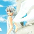 Аватар Седой аниме ангел (© Radieschen), добавлено: 02.07.2009 22:05