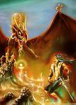 Аватар Битва с драконом
