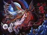 Аватар  Влюблённые ангелы в небе