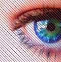 Аватар Глаз в сеточку (© Ego), добавлено: 17.07.2009 10:11