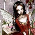 Аватар готичная эльфийка