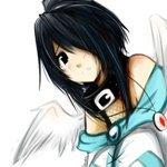 Аватар Плачущий ангел девушка