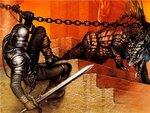 Аватар Лыцарь сражается с драконом (© Anatol), добавлено: 14.08.2009 16:20