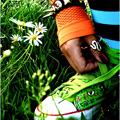 Аватар зеленые кеды, трава и ромашки (© Radieschen), добавлено: 14.08.2009 19:39