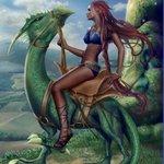 Аватар Верхом на зелёном дракоше (© Anatol), добавлено: 15.08.2009 18:02