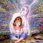 Аватар Фея с маленькой  девочкой (© Anatol), добавлено: 15.08.2009 18:43
