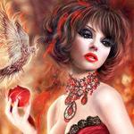 Аватар Красное яблоко
