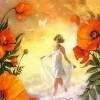 Аватар Девушка, Идущая Сквозь Маки (© папайя), добавлено: 18.08.2009 21:09
