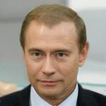 Аватар Пудведев (Путин и Медведев в одном лице в буквальном смысле)