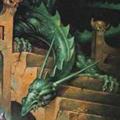 Аватар Зеленый дракон лежит на ступенях (© Radieschen), добавлено: 22.08.2009 10:34