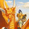 Аватар Всадник на золотом драконе